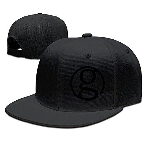 Hittings Garth Brooks Unisex Fashion Cool Adjustable Snapback Baseball Cap Hat One Size Black - Brooks Kappe