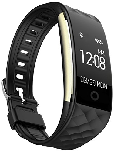 EFOSHM Fitness Tracker With Heart Rate IP67 Water Resistant Activity Tracker Sports Watch Calorie Cycling CallSMS Whatsapp Facebook Reminder For IPhoneX 8 Plus Samsung S8 Android Or IOS