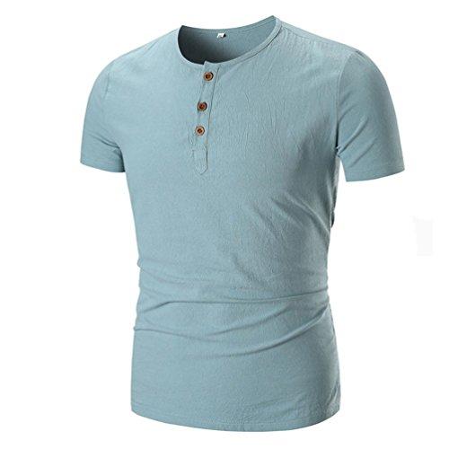 Herren-Hemd Slim-Fit Bügelleicht für Anzug, Business, Hochzeit, Freizeit Langarm Hemden für Männer (Langarm Affe Lustig)
