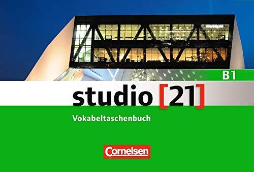 Studio [21] - Grundstufe: B1: Gesamtband - Vokabeltaschenbuch