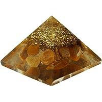 HARMONIZE Gelb Jasper Orgon Pyramide Healing Generator Reiki Chakra Gemstones preisvergleich bei billige-tabletten.eu