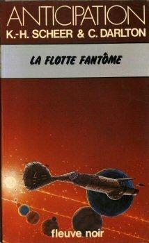 La Flotte fantôme - Perry Rhodan - 45 par Karl-Herbert SCHEER