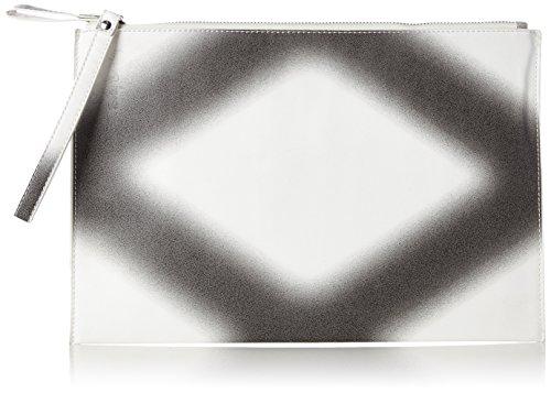 Betty Barclay Ella E-177 EL Damen Clutches 36x25x1 cm (B x H x T) Weiß (white)