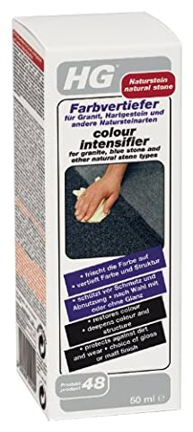 HG Colour Intensifier For Granite and Natural Stone Types