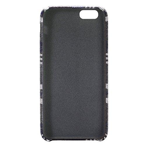 Phone case & Hülle Für iPhone 6 / 6s, Scotisieren Tuch Schutzmaßnahmen zurück Fall ( SKU : IP6G0040B ) IP6G0040C