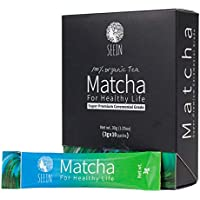 Hechagi Paquetes matcha (super ceremonial) ecológico y usda orgánico 3g