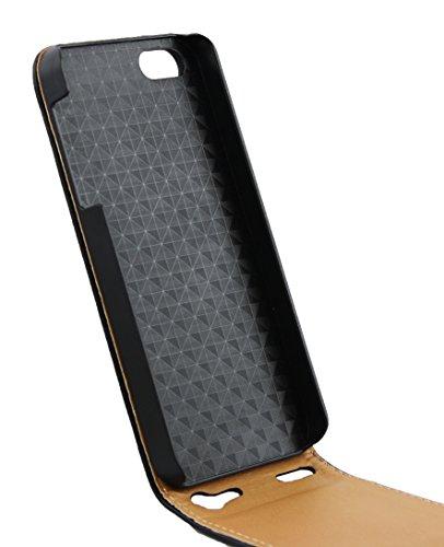 Emartbuy® Stylet Pack Pour Apple iPhone SE Rose Mini Stylet + PU Cuir Flip Case Étui Coque Cover Floral Blanc Rose + Protège-Écran Noir Flip Case