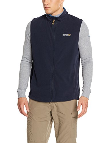 Regatta Great Outdoors Herren Outdoor Classics Bodywarmer/Gilet Tobias II (XL) (Marineblau/Oxford Blau) (Weste Golf)