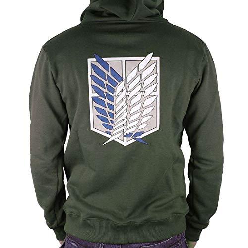 Sweat-Shirt L'Attaque des Titans - Logo