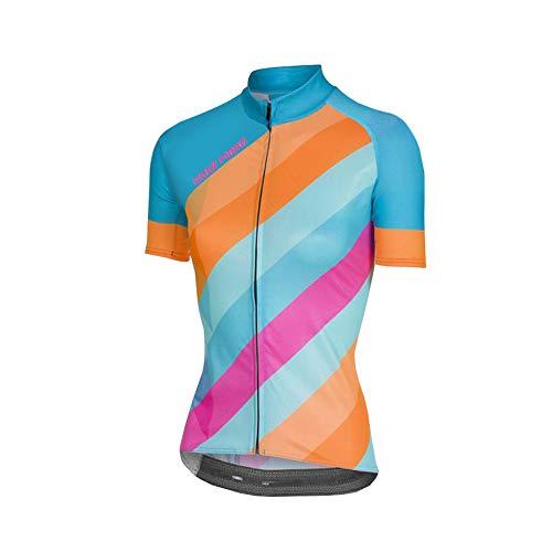 Uglyfrog Moda Maglia Ciclismo Jerseys per Donna Manica Corta Set Pants o Bretella Gilet Traspirant DXWX02