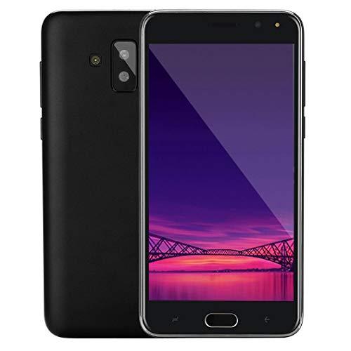 TianranRT Handy Ohne Vertrag, 5.0 Zoll Doppel HD Kamera Smartphone Android 512 + 4G GPS 3G Anruf Handy (Schwarz)