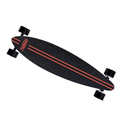 Vier - Radantrieb Elektro-Skateboard mit Fernbedienung von 1819, DE Adapter