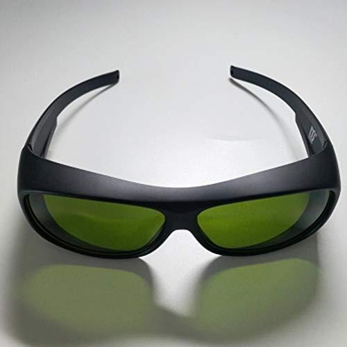 LTLCLZ Laser-Schutzbrille 1064nm Wellenlänge Laserbeschriftungsanlage Schweißgerät Anti-Laser-Laser-Schutzbrillen