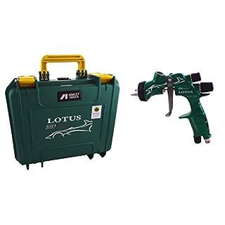 ANEST IWATA Lotus Limited Edition WS400 Supernova 3Eleven 1.3 Professional Spray Gun Kit With Case