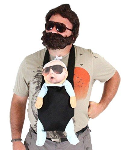 The Hangover Alan Deluxe Kostüm Set Erwachsene (Erwachsene XXX-Large, - Big Baby Kostüm