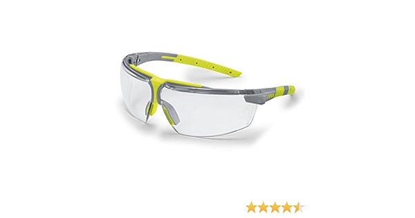 Arbeitsschutzbrille mit Sehstärke  1+ bis 3+ EN166 UV400 Dioptr Mit Halsband