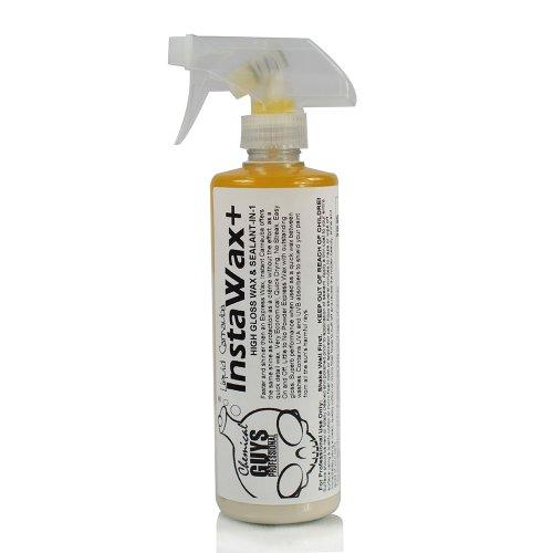 Chemical Guys Instawax+ Carnuba Sprühwachs