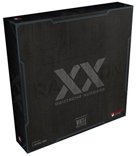 Plaid Hat Games PHGD0022 Raxxon Kartenspiel -