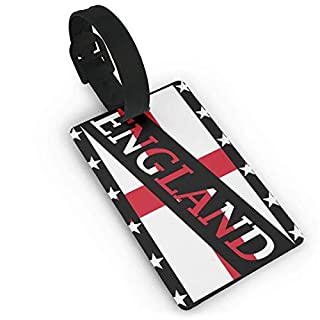 England Flag Luggage Tags ID Convenience Accessioes