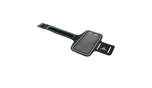 Armband Housse N/éopr/ène /étanche R/églable Brassard de Neoprene Sport Gym/pour Archos Core 62S - Noir DFV mobile 2019