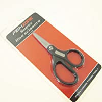 FISHZONE - Professional Fishing Tools - Super Serrated Line Scissors - for use whilst Fishing