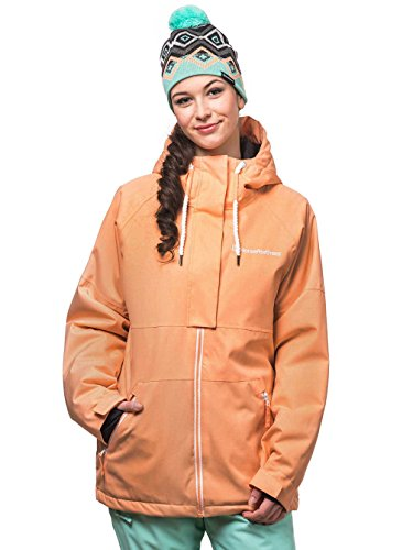 Horsefeathers Damen Vivien Jacket Jacke Heather Peach
