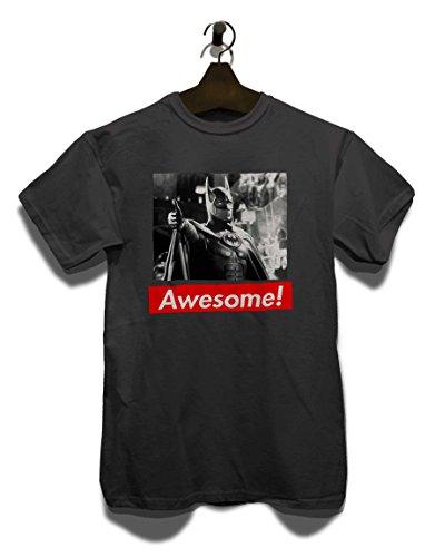 Awesome 11 T-Shirt Grau