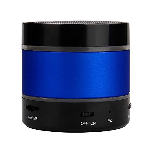 OPAKY LED Bluetooth Wireless Speaker Tragbare und wiederaufladbare TF-Karte für iPhone, Samsung usw.