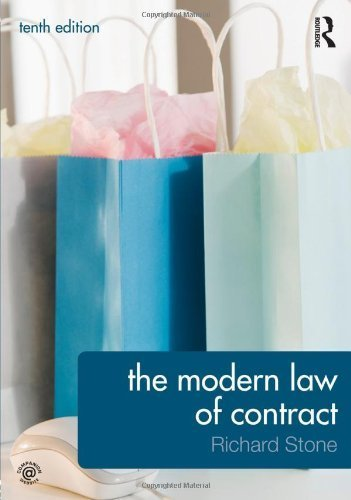Q&A Contract Law 2013-2014 (Questions and Answers) by Stone, Richard (2012) Paperback