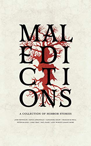 Maledictions: A Horror Anthology (Warhammer Horror) (English Edition)
