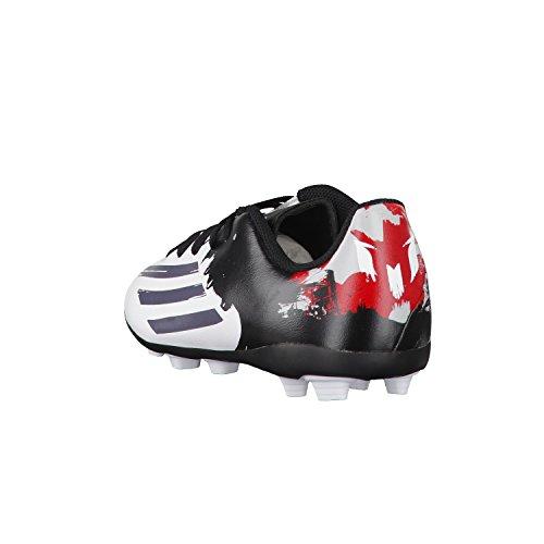 adidas Messi 10.4 FXG Scarpa da Calcio Junior CBLACK/FTWWHT/CBLACK