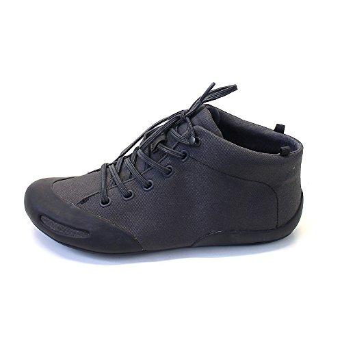 Camper Peu Senda, Sneakers Basses Femme Gris (Dark Grey 004)
