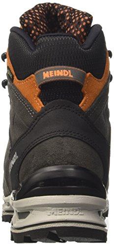 Meindl Air Revolution, Scarpe da Camminata Uomo Grigio (Anthracite /Ligh)