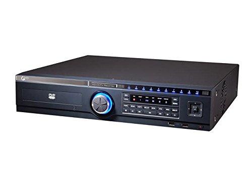 Gen22 - Genie Hddvr8 8 Channel Hd-Sdi Dvr 720P/1080P H.264/Mjpeg DVD-Rw Smartphone Compatible Dc12V Ir Remote Control & Mouse Hd Dvd-rw
