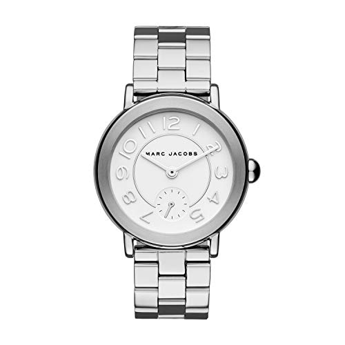 Marc Jacobs - Riley - Uhr - Silber