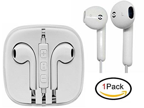 Kopfhörer Jiayou in-Ear Ohrhörer für iPhone 4 4s 5 5s 5c 5s 6 6plus 6s 6s Plus iPad iPod MacBook Mit Fernbedienung und Mikrofon