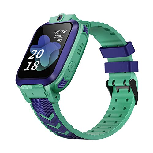 38fc96fd0340 Pulsera Inteligente Reloj Despertador con Rastreador para Niños Reloj De  GPS A..