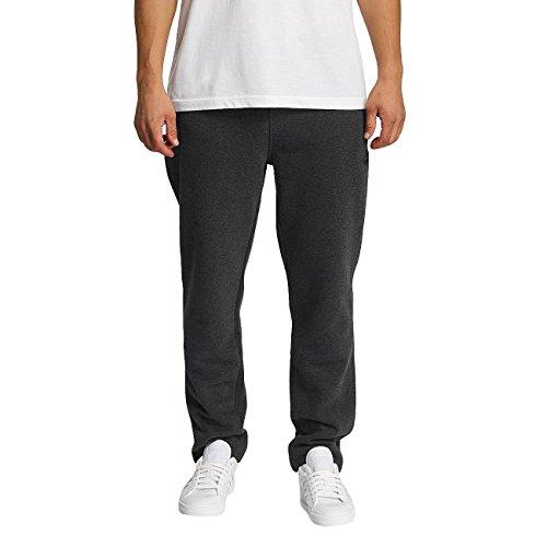 Bench Herren Hosen / Jogginghose Branded Marl grau XL