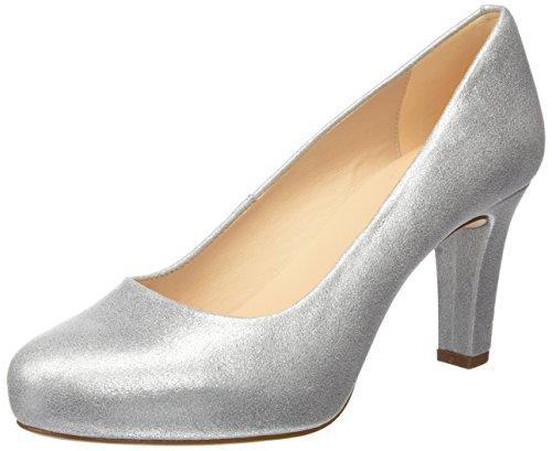unisa-numis-17-mts-escarpins-femme-argent-silver-38-eu