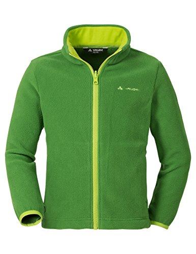 VAUDE Kinder Kids Luminum 3in1 Jacket Doppeljacke, Parrot Green, 110/116