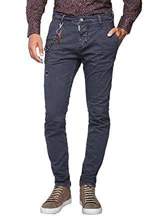ANTONY MORATO - Homme jeans carrot fit havel 48/32 (w34) bleu