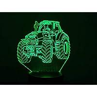 Zeichnung kompatibel mit Traktor DEUTZ (New), 3D-Lampe LED