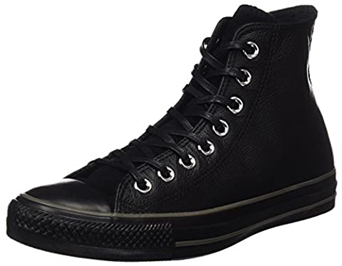 Converse All Star Hi Leather Suede, Sneakers mixte adulte -