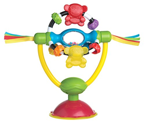 Playgro High Chair Spinning Toy Parent (Multicolor)  available at amazon for Rs.629