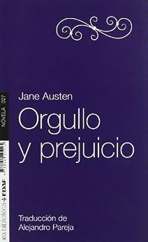 Orgullo y prejuicio (Nueva Biblioteca Edaf) de [Austen, Jane]