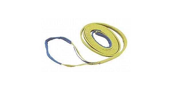 Kerbl Elingue Double Boucle 4 m// 35 mm//Violet// 1 000 kg// 2 000 kg