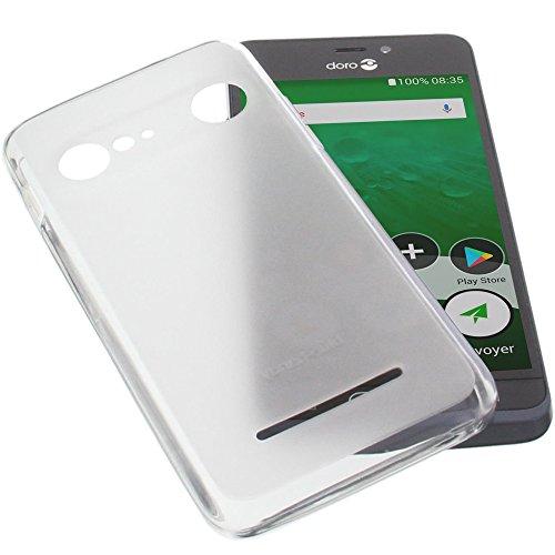 foto-kontor Funda para Doro 8035 Protectora de Goma TPU para móvil Transparente...