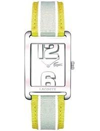 Lacoste 2000694 - Reloj para mujeres, correa de tela