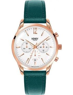 Henry London HL39-CS-0144 Damen armbanduhr (Zertifiziert und Generalüberholt)