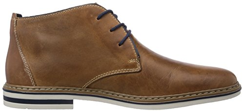 Rieker F1412, Stivali uomo Marrone (Toffee/Navy/Royal/Zimt/Navy / 25)